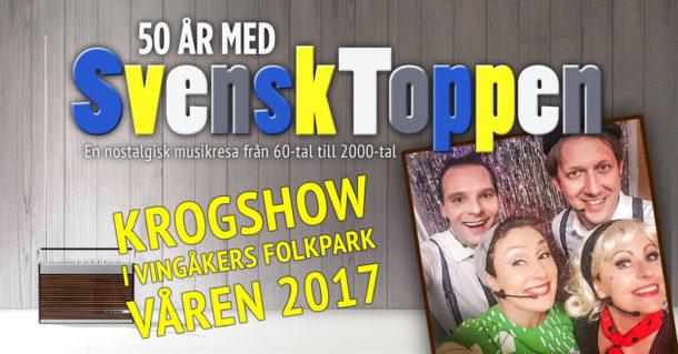 Krogshow i Vingåker våren 2017